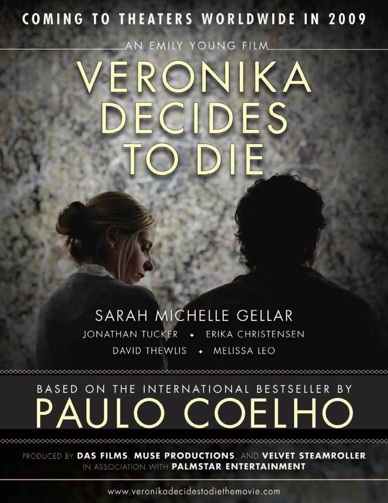 Veronika Decide Morir. libro-Veronika decide Morir