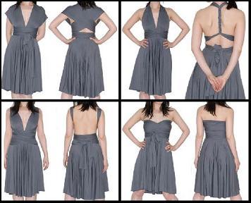 Cómo Hacer El Vestido De Las Mil Formas Para Todas Las